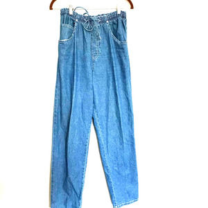Cenza by Palmetto's Drawstring Casual Jeans